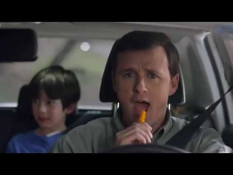 Cheetos Commercial-Tell it to my heart :Krazy old man