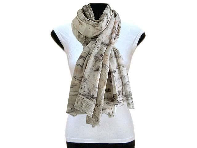 LARGE PALE GREY AND BLUSH PINK MARBLE PRINT LIGHTWEIGHT SCARF, £7.99 - A-SHU.CO.UK
