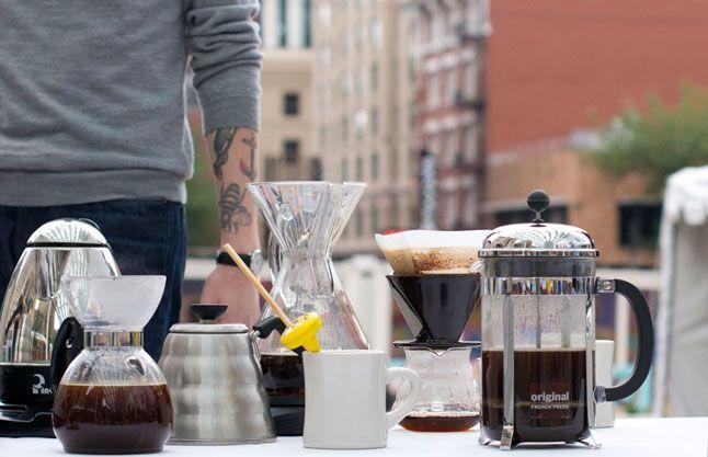 Much coffee love!