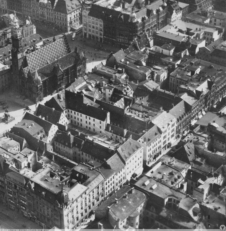 Wschodnia strona Rynku - Strona Zielonej Rury, pl. Rynek, Wrocław