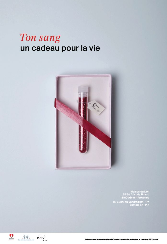 124 best blood donation images on pinterest graph design page layout and graphics - Don du sang salon de provence ...