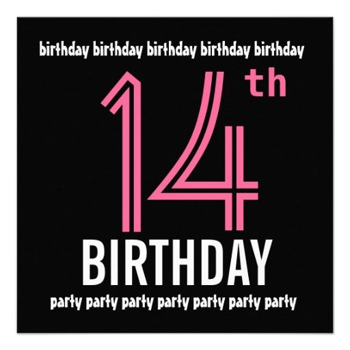 29 best 13th birthday party invitations images on pinterest   13th, Wedding invitations