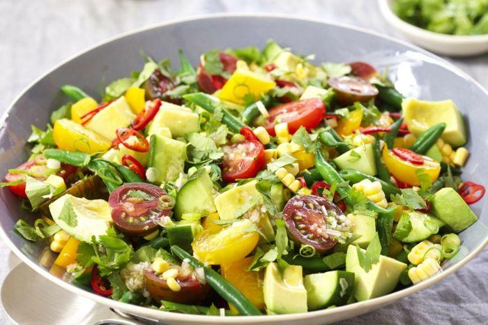 1001 Idees De Salade Composee Originale Saine Et Delicieuse Recette De Salade Composee Salades Composees Salade Composee Originale