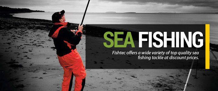 Sea Fishing Tackle | Sea Fishing Rods | Sea Fishing Reels - Fishtec