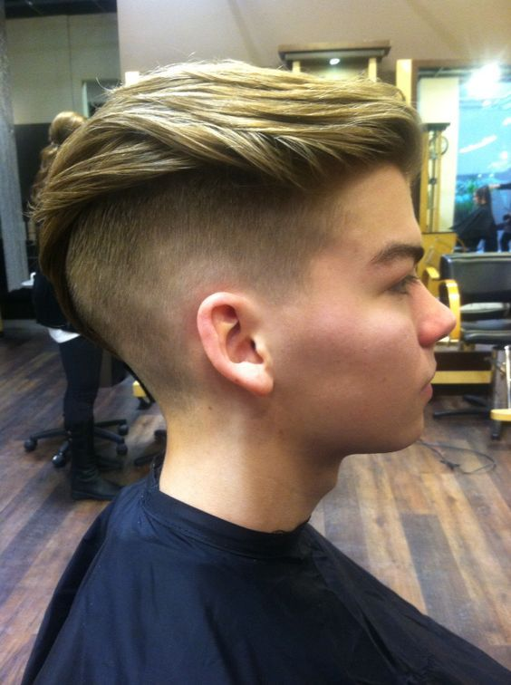 men's hair haircuts fade