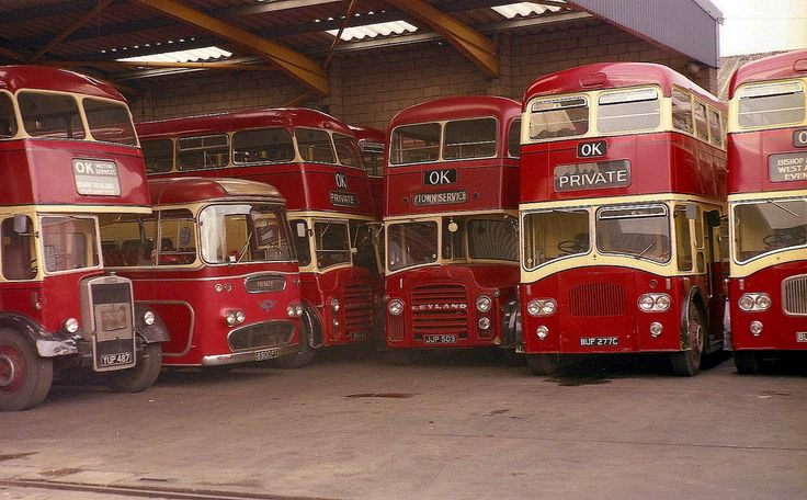 When it was worth being a bus enthusiast. | Flickr - Photo Sharing!