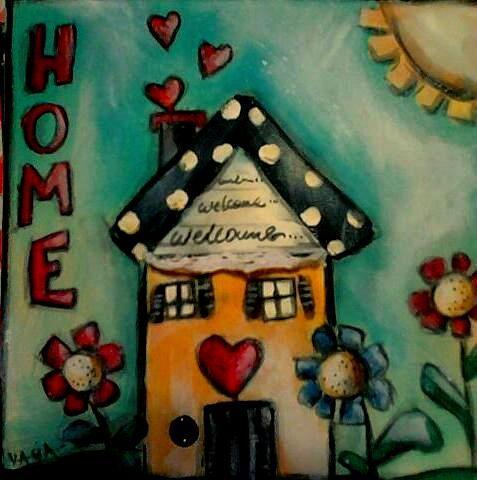 home....