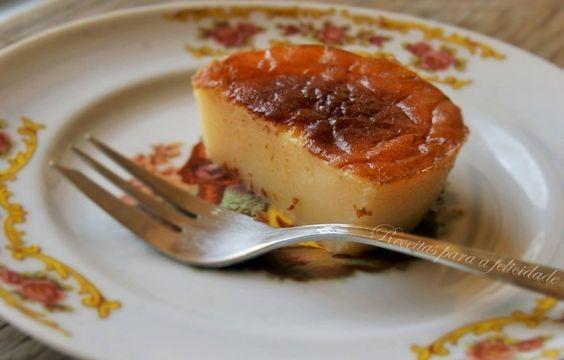 Queijadas de Leite e Canela   Sobremesas de Portugal