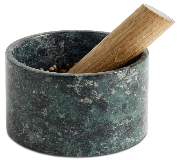 Mortar with stick