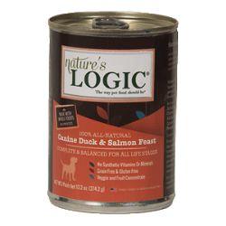 Nature S Logic Cat Food Rabbit Can