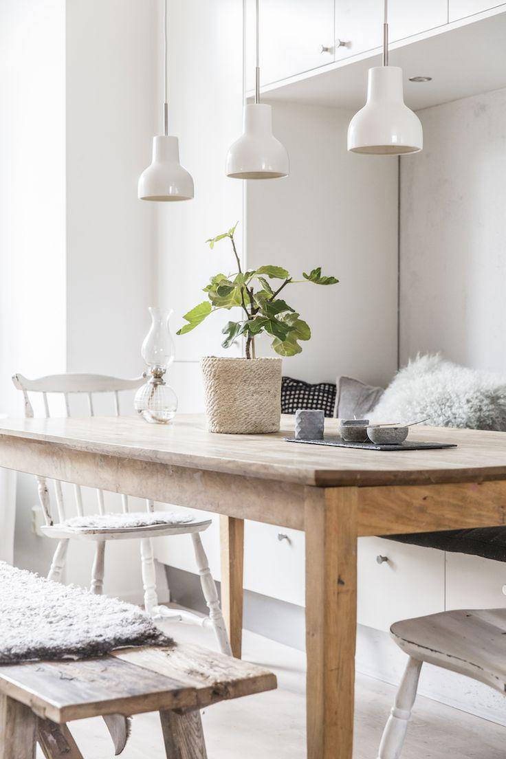 my scandinavian home: A tour of my kitchen! (GRUNDIG K!tchn mag / photography - Agentur Loop)