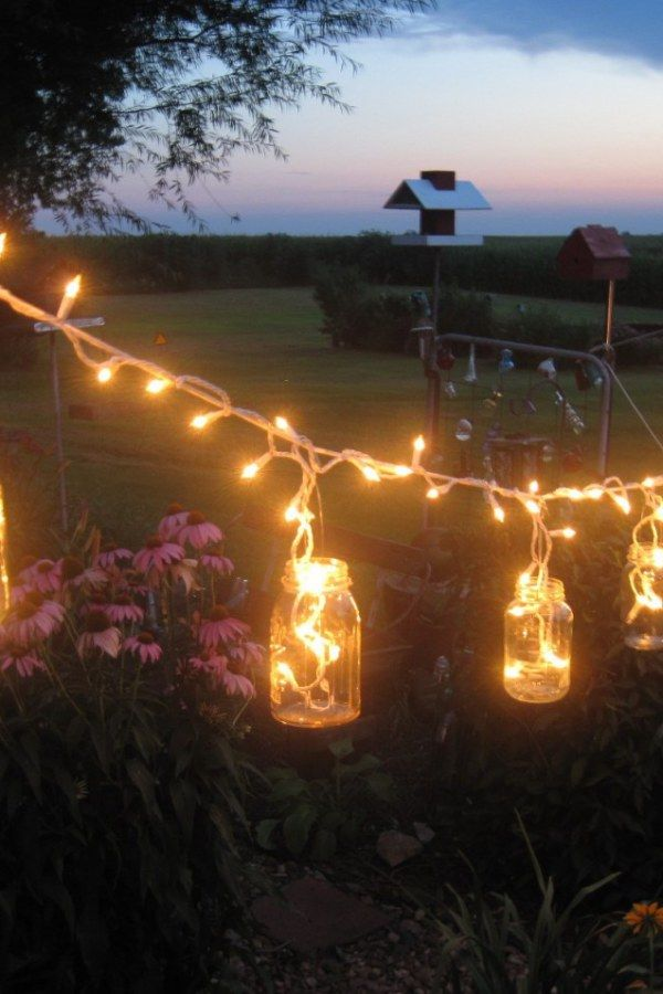 19++ Backyard lighting ideas for a party ideas in 2021