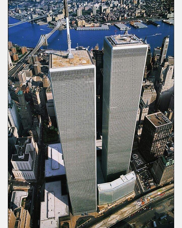 World Trade Center, Twin Towers, Skyscrapers, Grattacieli