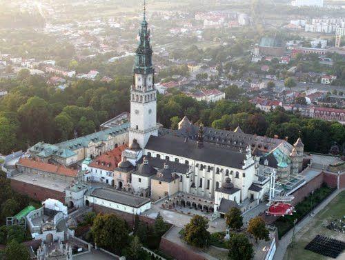 Częstochowa: Jasna Góra