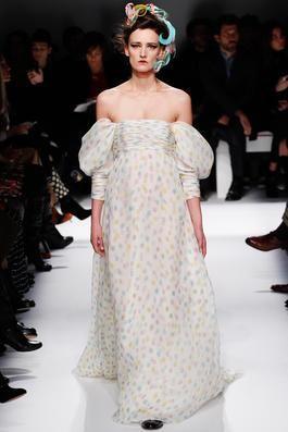 Schiaparelli Spring 2014 Couture Fashion Show: Complete Collection - Style.com