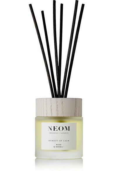 Neom Organics | Moment of Calm Reed Diffuser - Rose & Neroli | NET-A-PORTER.COM