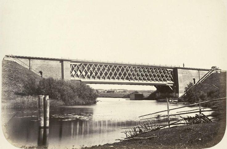 Иосиф Гофферт - 1862 - Мост Николаевской железной дороги