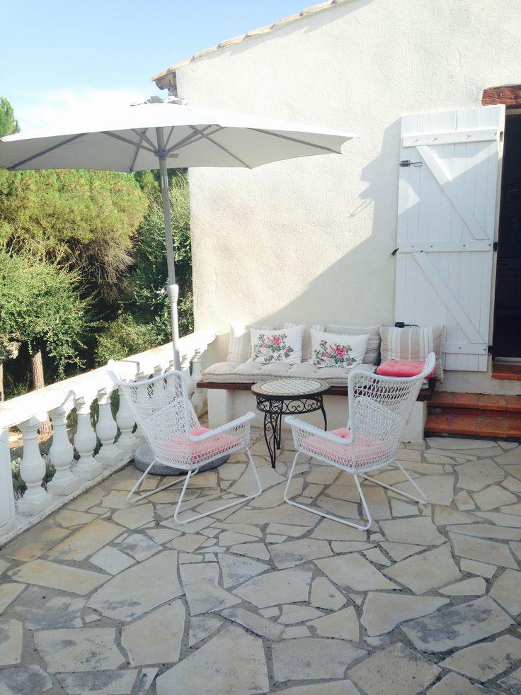 The kitchen terrasse