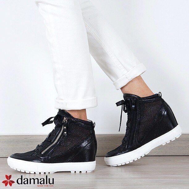 #sneakers #donna con zeppa interna art.damgg0006 € 44,99 spedizione gratuita in tutta Italia  in vari colori #goldegold #damalu #damalushoes #fashion #style #stylish #love #TagsForLikes #me #scarpe #photooftheday #beauty #beautiful #instagood #instafashion #pretty #girly  #girl #girls  #model #dress  #shoes  #styles #outfit #purse #shopping