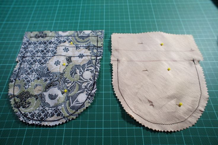 Steampunk Finland: Reticule purse tutorial