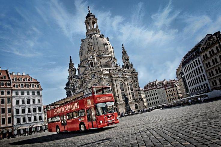 Große Stadtrundfahrt Dresden mit anschließender Semperoper Führung