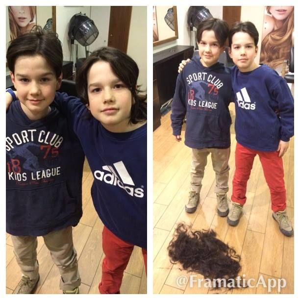 #kid haircut