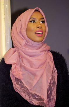 Pink Hijab   Hashtag Hijab