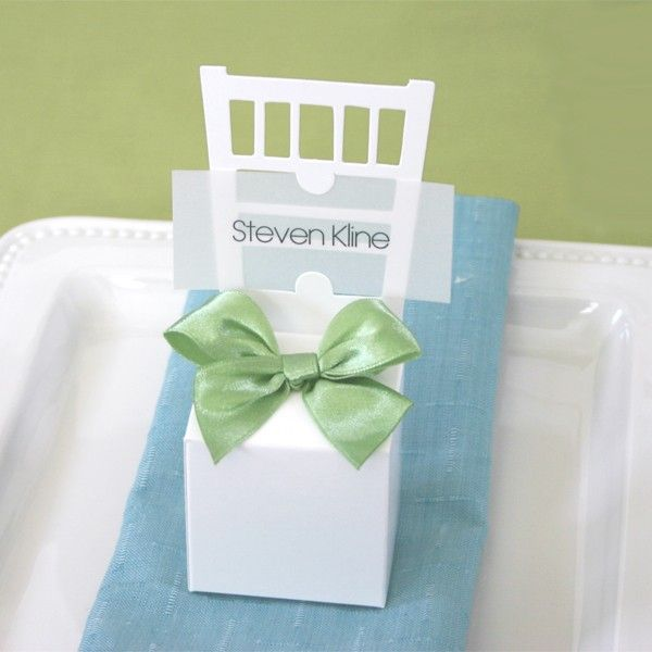 chair wedding place card holder u0026 favor box set cludes twelve favor boxes twelve chair backs and twelve blank vellum place cards