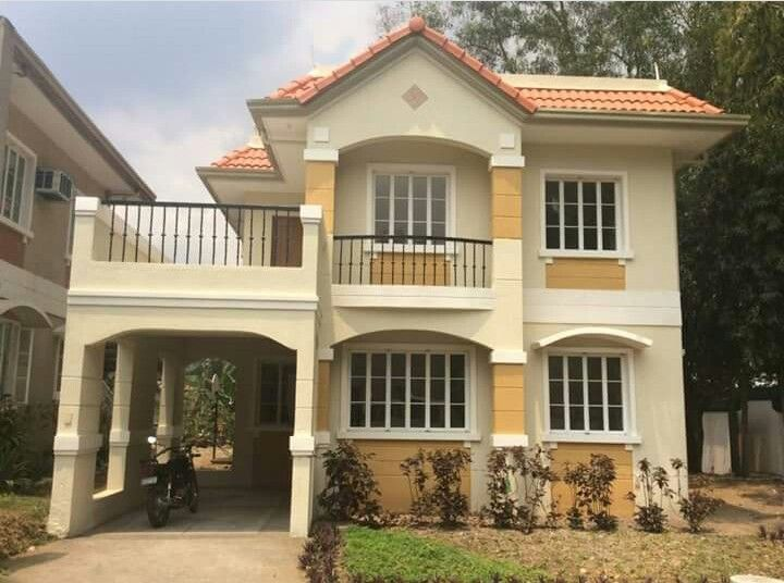 Image result for 2 story colonial homes with private ...