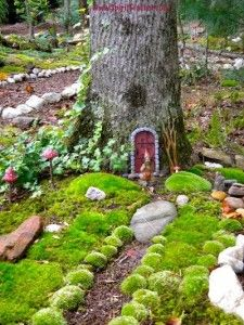 Bambini Blog | How to Make a Fairy Garden