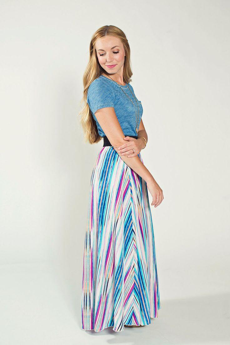 34 best LuLaRoe Lucy Skirt images on Pinterest | Maxi skirts, Lula ...