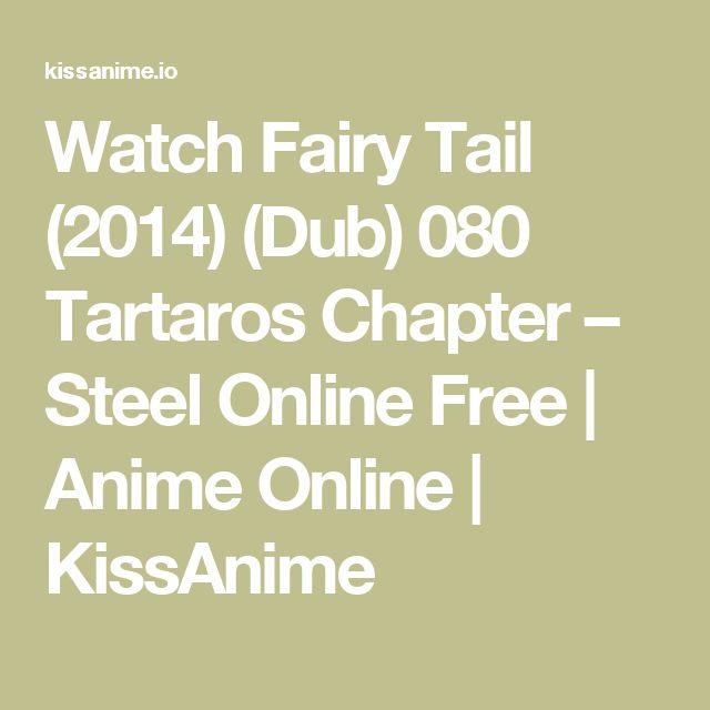 Watch Fairy Tail (2014) (Dub) 080 Tartaros Chapter – Steel Online Free   Anime Online   KissAnime