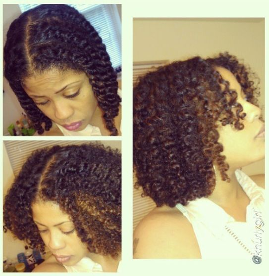 TWIST OUT PERFECTION.Go to http://naturalhairsalonfinder.com/ to find a stylist for your natural hair.