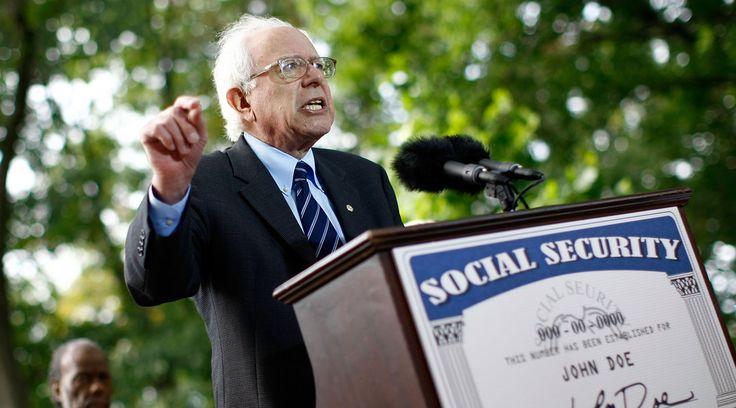 Bernie Sanders vs. the billionaires  http://www.vox.com/2014/10/14/6839305/bernie-sanders-running-for-president-2016  Why Vermont's socialist senator may run for president...