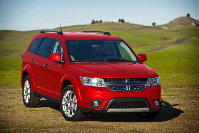 Reasons to Check Out the 2015 #Dodge Journey