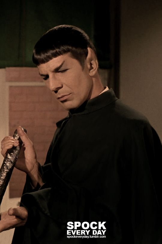 Spock Every Day