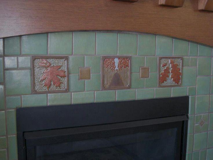 304 best Fireplaces images on Pinterest Craftsman interior