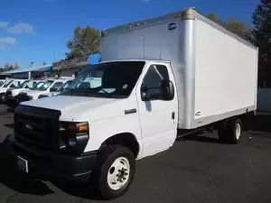 Ford Box Truck & Straight Trucks For Sale in Puyallup, Washington ...