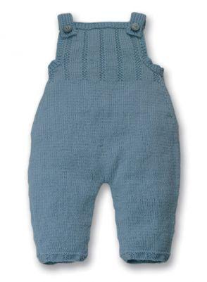 Salopette Myosotis › Pantalon / salopette › Layette / Enfants › Laines Bouton d'Or