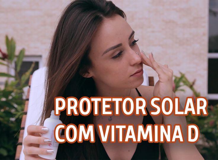 Protetor solar Pró-D Tave Pharma.  Confira: https://www.youtube.com/watch?v=fZim6fi5tuE