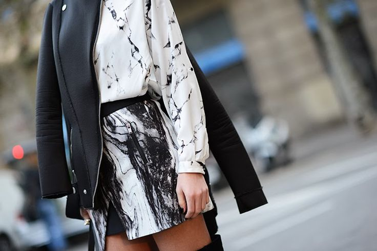 Fashionvibe ? Zina Charkoplia Fashion Blog ? Marbles, Neoprenes ...