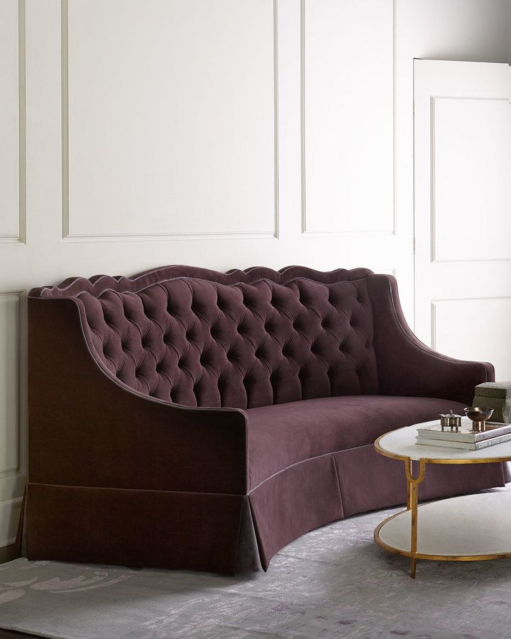 Superb Gorgeous, Extraordinary Purple Chairs And Sofas | Rickysturn/home Styling.  Live Like