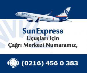 Alo Bilet Hattı Sun Express