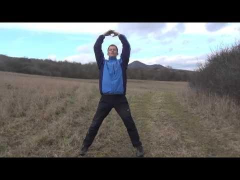 Co je důležité cvičit pro zdraví v únoru. - YouTube