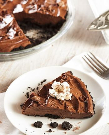 Cashew Chocolate Mousse Pie: Vegan Chocolate Mousse, Cashew Pie ...