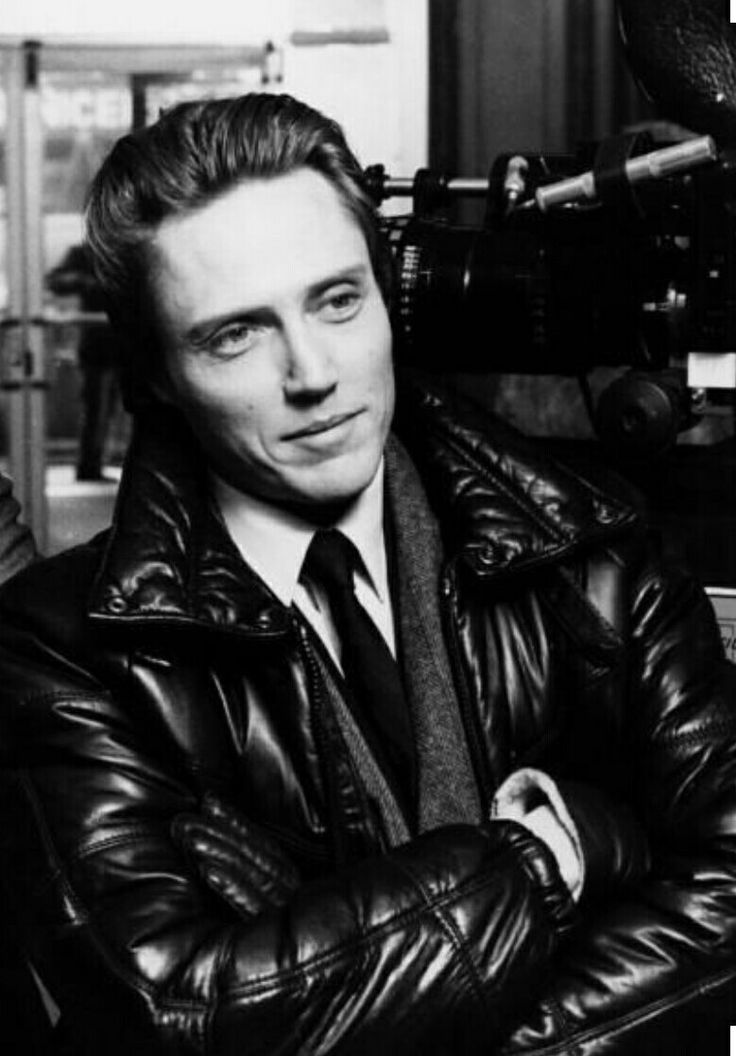 The angel Christopher Walken ♥ ♥ ♥