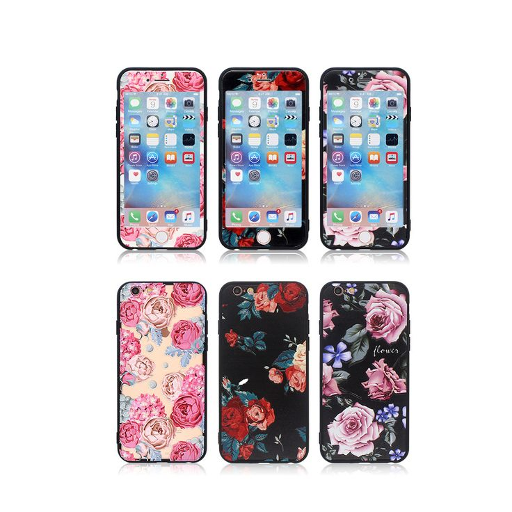 Pretty phone cases with glass screen protectors for wholesale, good price, low moq. Email: marketing@mocel-case.com Whatsapp: 0086 137 1039 2049 http://www.mocel-case.com/apple-iphone-6-case-with-screen-protector #phonecasesforwholesale #mocelcase #wholesalephonecases #casesforiPhone