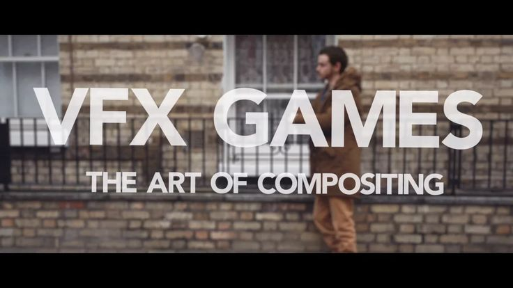 VFX Games - The Art of Compositing on Vimeo