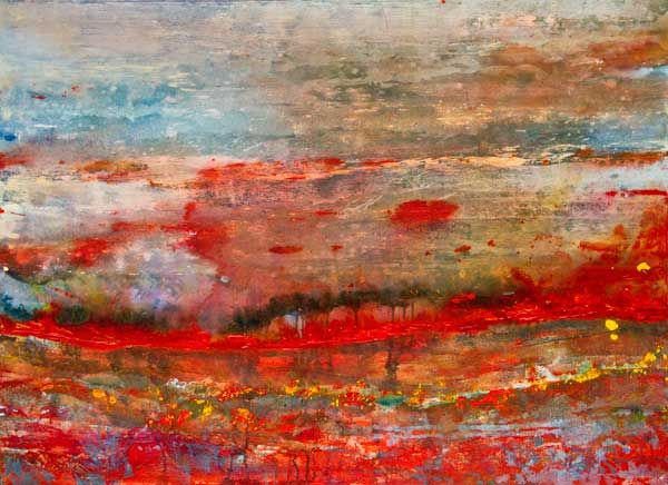 """""""Forest for the Trees"""" by Melanie Meyer from her Emergence Art Gallery in Cape Town"""