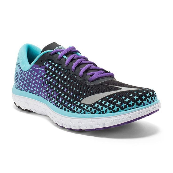 Chaussure de course femme Brooks Pureflow 5 women's running shoes #soccersportfitness #brooksrunning #brooks #running #sport #fitness #courir #courseapied